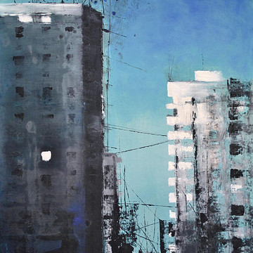 Cityscapes paintings Collection