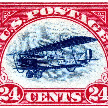 Classic American Stamps Collection