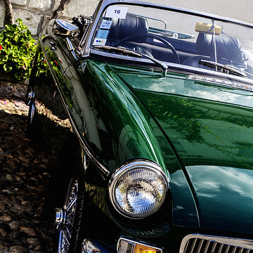 Classic Automotive by GCF Photography Collection