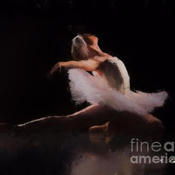 Classic Ballet Dancers Fine Art Collection