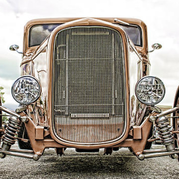 Classic Cars & Motorcycles Collection