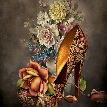 Classy Heels And Shoes Collection