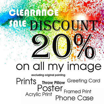 Clearance sale 50 percent of  for my IMAGEs only for 5 mans Collection