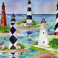 Coast of North Carolina Collection