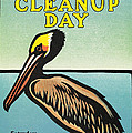 Coastal Cleanup Day Vintage Posters Collection