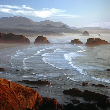 Coastline or Ocean