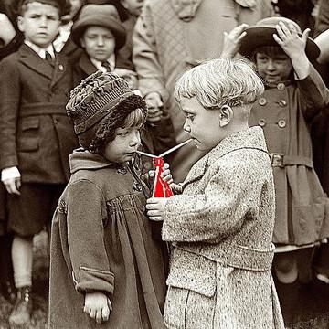 Coca-Cola through the decades Collection