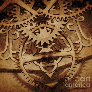 Cogs Gears and Steampunk Collection