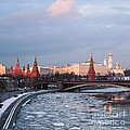 Collages Moscow Kremlin And Red Square Collection