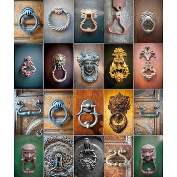 Collection Of Door Knockers Collection