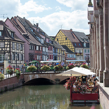 Colmar France Collection