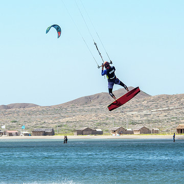 Colombia Cabo de Velha Kite Surfing Collection