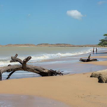 Colombia La Guajira Beach Collection