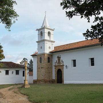 Colombia Villa de Leyva Monasterio de Carmelitas Descalzas Collection