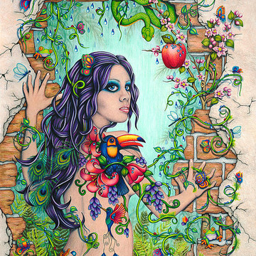 Colored Pencil Art Collection