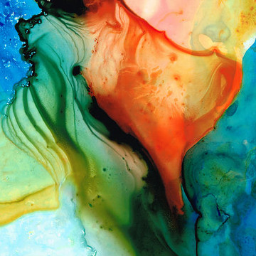 Colorful Abstracts Collection