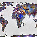 Colorfull maps Collection
