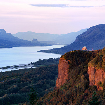 Columbia River Gorge Before the 2017 Fire Collection