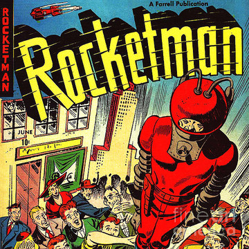 Comic Book Covers Collection