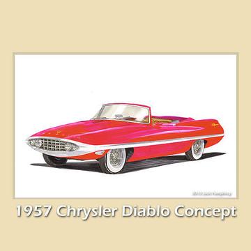Concept Car Art Collection