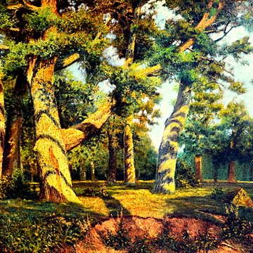 Copies of European painting.