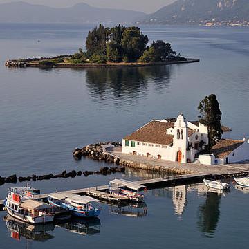 Corfu island photos Collection