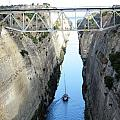Corinth Canal Greece Collection