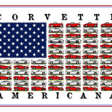 Corvette Americana Collection