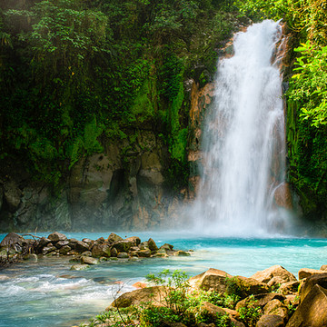 Costa Rica Landscapes Collection