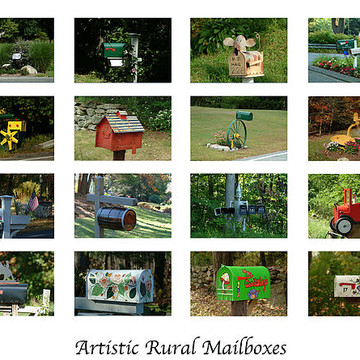 Countryside Mailboxes Collection