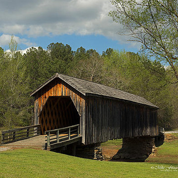 Covered Bridges of Georgia Collection