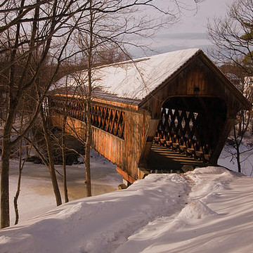 Covered Bridges of New England  Collection