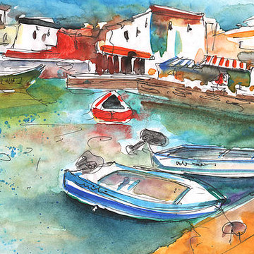 Crete Sketches and Paintings Collection