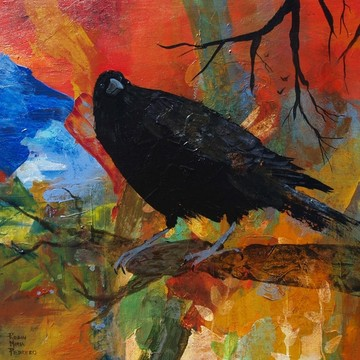 Crows Ravens and Blackbirds Collection