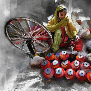 Culture of Faisalabad Collection