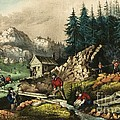Currier And Ives Collection