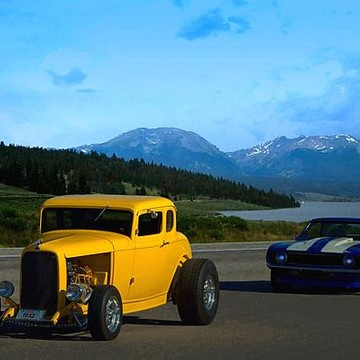 Custom Street Rods and Cruisers Collection