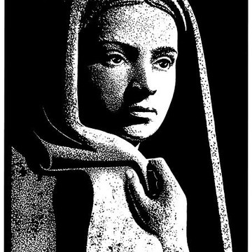 D. Paulos -- All Silhouette Religious Artworks Collection