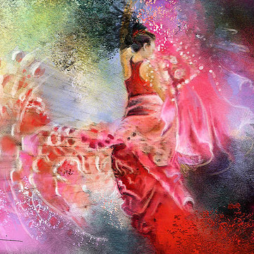 Dance Paintings Collection