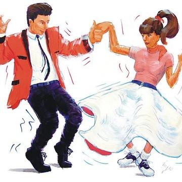 Dancing Cartoons Collection