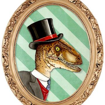 Dapper Dinosaurs Collection