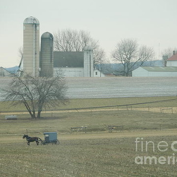 December in Amish Country Collection