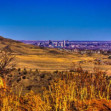 Denver Skylines Collection