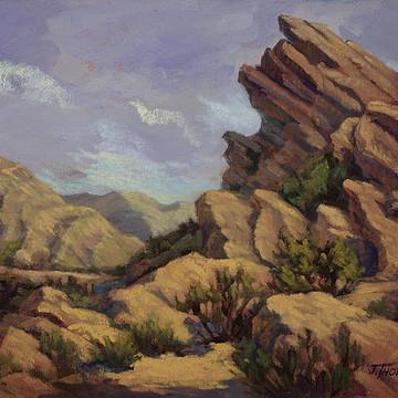 Desert Landscape Collection