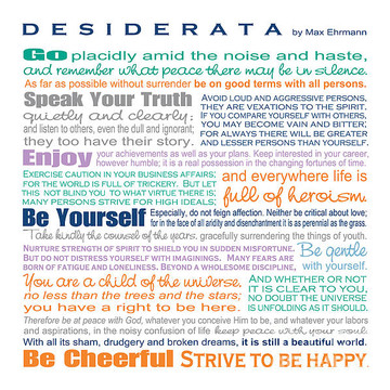 Desiderata Collection
