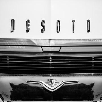 DESOTO - bw - sepia - antique color - antique bw Collection