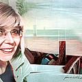 Digi-Ana Pastel Portraits - 1978-2013 Collection