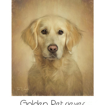Dog Breed Posters Collection