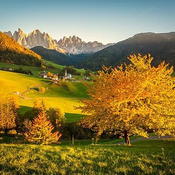 Dolomites Alps Collection
