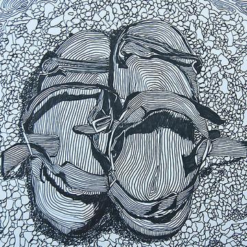 Doodles Line Art Collection